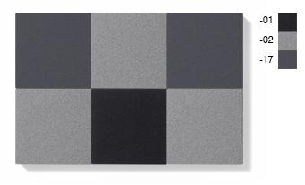 SMALL - grå kombination, 1,5 kvadratmeter