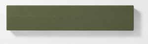 AKUSOUND, 20x100 cm, ulltyg, avokado grön