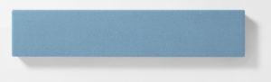 AKUSOUND, 20x100 cm, ulltyg, ljus blå