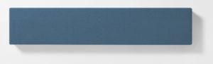 AKUSOUND, 20x100 cm, ulltyg, midnight blå