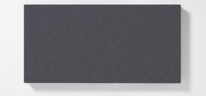 AKUSOUND, 50x100 cm, ulltyg, mediumgrå