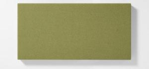 AKUSOUND, 50x100 cm, ulltyg, olivgrön