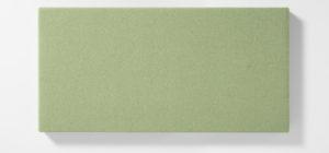 AKUSOUND, 50x100 cm, ulltyg, ljus grön