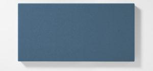 AKUSOUND, 50x100 cm, ulltyg, midnight blå