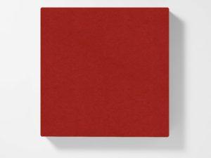 AKUSOUND, 50x50 cm, ulltyg, röd
