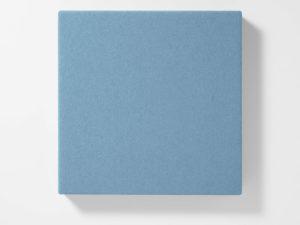 AKUSOUND, 50x50 cm, ulltyg, ljus blå