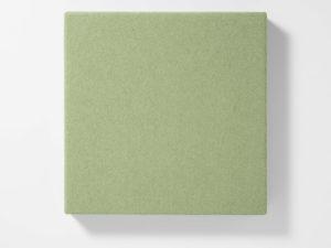 AKUSOUND, 50x50 cm, ulltyg, silt grön