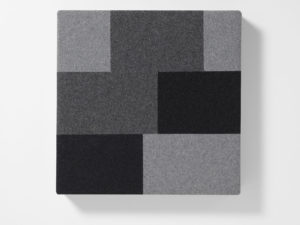 BRICK, 50x50 cm, design Lena Bergström.